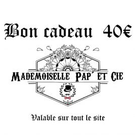 Mademoiselle Pap' et Cie noeud papillon liberty