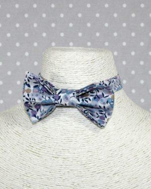 Pour Annabelle nœud papillon pré-noué / ajustable enfant Liberty Wiltshire lilas