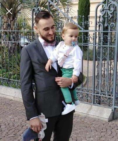 noeud papillon homme mariage cérémonie fait main made in France dress code Mademoiselle Pap et Cie