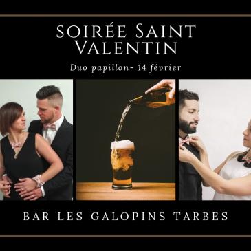 Mademoiselle Pap et Cie et les Galopins Tarbes pour la Saint Valentin