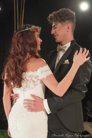 Salon du Mariage Tarbes noeud papillon mariage fait main made in France dress code boutons de manchettes mademoiselle Pap et Cie