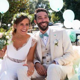 Salon du mariage de Tarbes 2020 Mademoiselle Pap et Cie