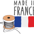 Logo Made in France Mademoiselle Pap et Cie