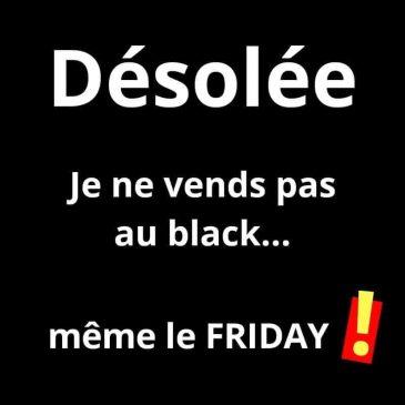 Savez vous ce qu'est le Black Friday ?