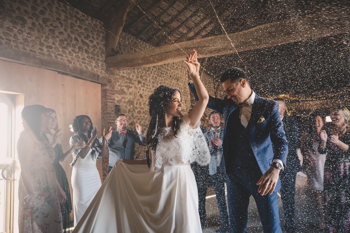 la ceremonie des sept voeux pour un mariage amérindien