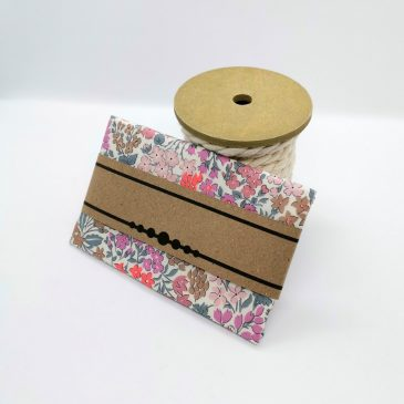 Pochette pour homme Liberty Sweet May pink