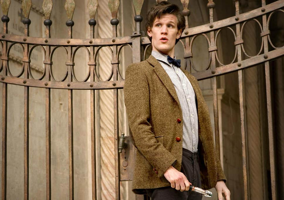 Matt Smith - Doctor Who - noeud papillons homme