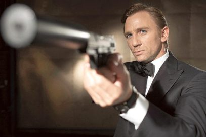 daniel-craig-james-bond noeud papillon