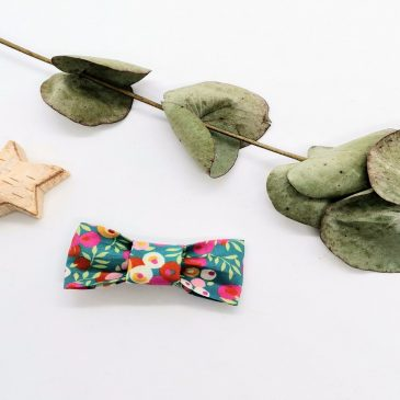Barrette en Liberty Wiltshire Retro