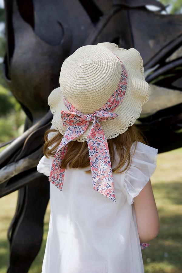 chapeau liberty enfant mademoiselle pap et cie